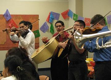 UTSA Mariachi Ensemble