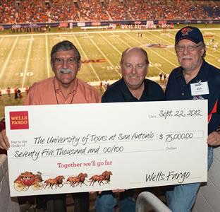 Wells Fargo gift