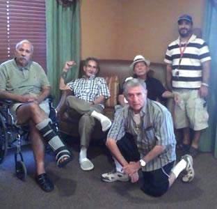 former gang members