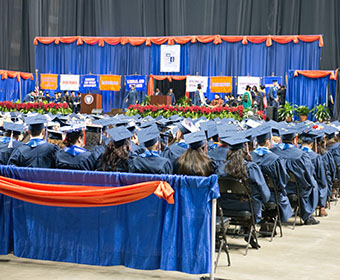 UTSA announces dates for spring Commencement ceremonies