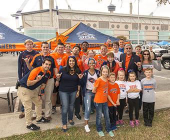 UTSA fans: Join the pre-Bowl festivities in San Antonio and New Mexico