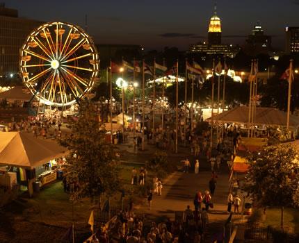 san antonio texas folklife festival