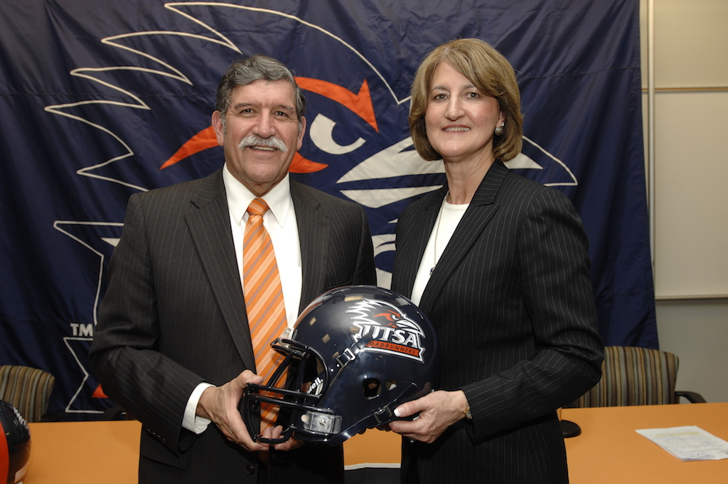 UTSA Football Throught the Years