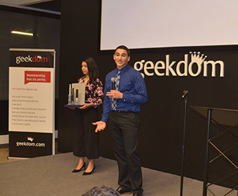 UTSA students show off their business sense at start-up competition