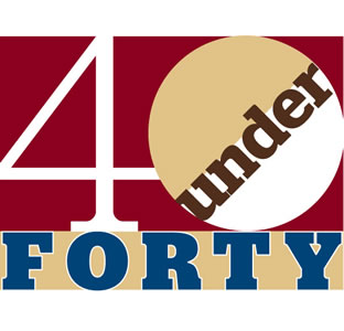 Forty under Forty
