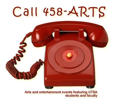 Call 458-ARTS