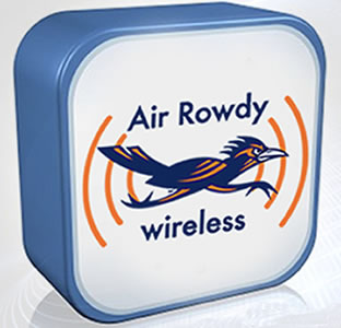 Air Rowdy logo