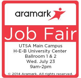 Aramark jobs