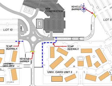 Brackenridge Road Closes For Construction Gt Utsa Today Gt University Of Texas At San Antonio