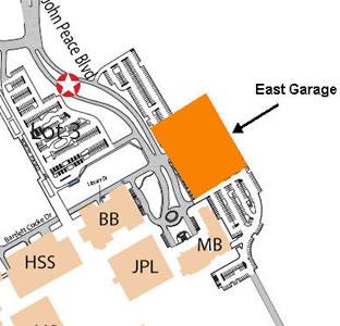 East Garage