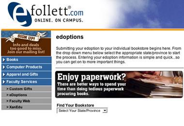 Web page view