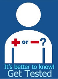 HIV testing graphic