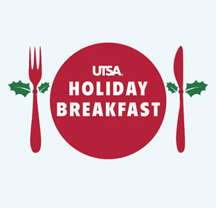 UTSA Holiday Breakfast
