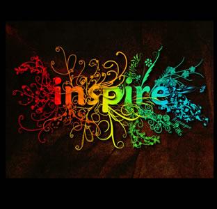 inspire graphic