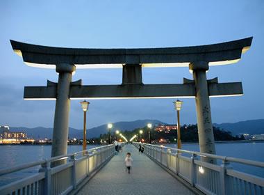 Takeshima Island, Japan