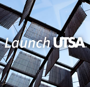 Launch UTSA logo