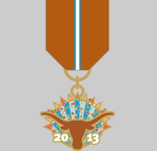 Longhorn Medal