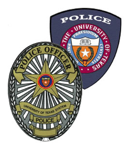 Police Department Badges