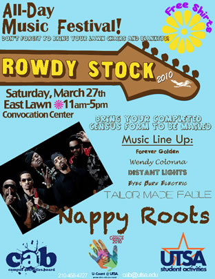Rowdy Stock