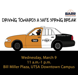 safe driving event