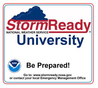 StormReady logo