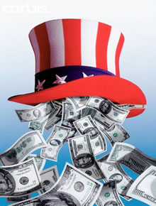 Uncle Sam funds