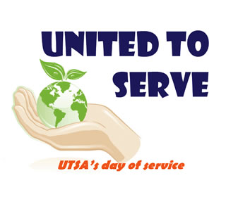 United to Serve graphic