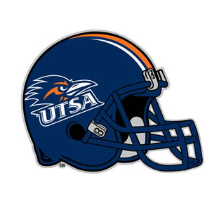 UTSA football helmet