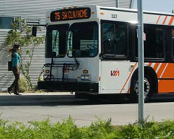 VIA bus
