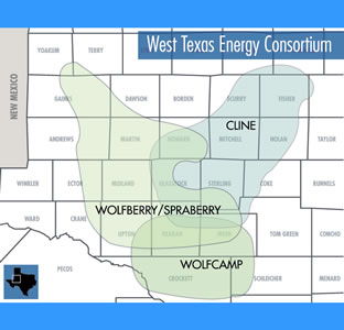 shale counties