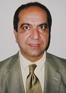 New Electrical Engineering Chair Mehdi Shadaram