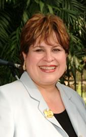 Sen. Letitia Van de Putte