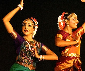 UTSA researcher uses classical Indian dance to teach children geometry