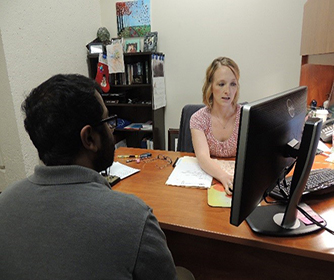UTSA's innovative iPASS program promotes student success through advising services