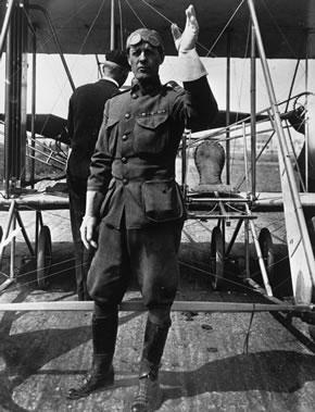 Lt. Benjamin Foulois