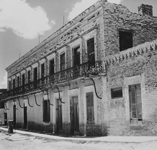 Guerra residence