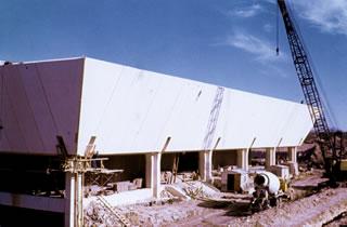 ITC under construction