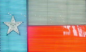 ITC neon flag