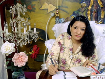 Sandra Cisneros - My Favorite Author