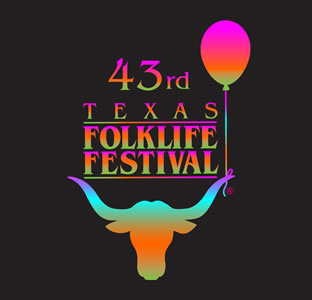Texas Folklife Festival 2014 logo