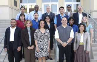 image of Leadership UTSA 2009-2010 participants
