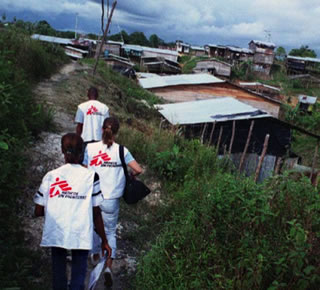 Doctors Without Borders project