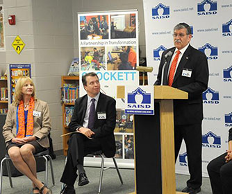 UTSA, SAISD partner to launch San Antonio's first community laboratory schools