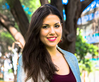Meet a Roadrunner: Vanessa Mari-Acevedo is embracing opportunities abroad to become a better teacher