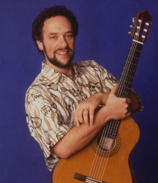 guitarist William Kanengiser