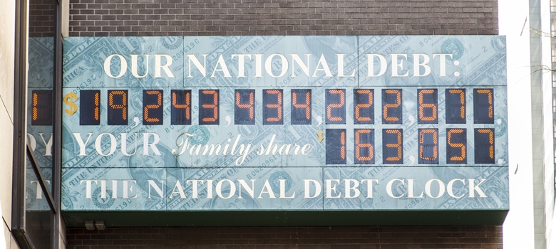 New UTSA study shows how the U.S. can avoid a debt disaster