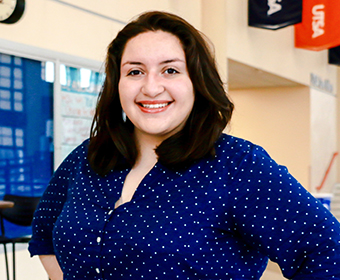 Rebecca Conejo reflects on legacy of student involvement