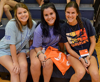 Thousands of future Roadrunners learn what it's like to be a part of the UTSA family