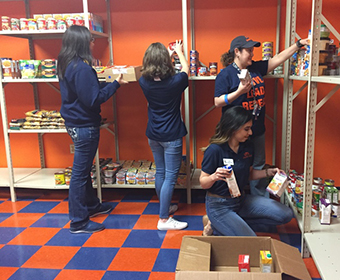 Hundreds of UTSA students benefit from Roadrunner Pantry