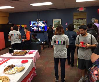 PIVOT office celebrates grand opening on UTSA Main Campus